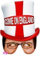 England Fan Face Mask.