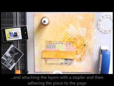 """Making a layout """"Together"""" by Riikka Kovasin for 3rd Eye"""