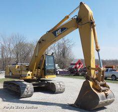 image for item BH9274 1998 Caterpillar 320B L excavator