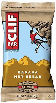 CLIF ENERGY BAR - Banana Nut Bread - (2.4 oz, 12 Count) Clif Bar http://www.amazon.com/dp/B000F8V25O/ref=cm_sw_r_pi_dp_bTybwb17KY561