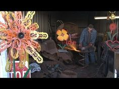 Meet Artist Ray Guest - Every Cut And Weld Comes From The Heart : Video Clips From The Coolest One