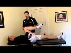 The Best Hamstring Stretch Ever - Videos - The Running Bug