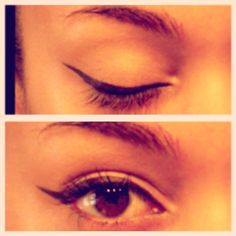 How to: Winged liner