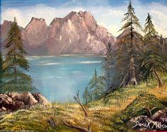 Cuadros de paisajes.