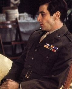 Michael Corleone, The Godfather.