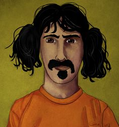 frank zappa by sarama (critique requested)