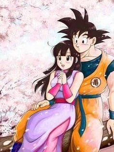 Love chi goku and chi making
