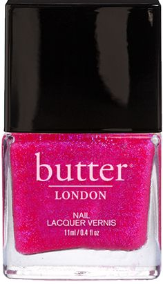 Disco Biscuit: A tropical hot-pink jelly with an undercurrent of tiny iridescent glitter particles. #BrightIs