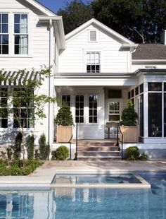 Hamptons Style Design Ideas, Pictures, Remodel, and Decor - page 3