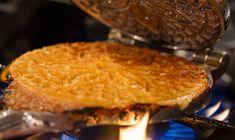 PANNEKOEK/ PLAATKOEKIES/WAFELS/JAFFELS Pannekoeken Recipe, Cinnabon Cinnamon Rolls, Biltong, South African Recipes, Pancakes And Waffles, Fudge, Cooking Recipes, Drink Recipes, Great Recipes