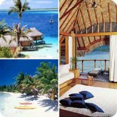 Want to my honeymoon to be at a place like this!