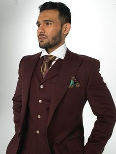 Aliexpress.com : Buy 2017 Latest Brown Mens Wedding Dinner Party Suits 3 Piece Groom Tuxedos Best Man Suit Groomsman Wear(Jacket+Pants+Vest) terno from Reliable suit 3 pieces suppliers on Real Men's Suits Store