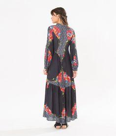 vestido longo lenco lilaci