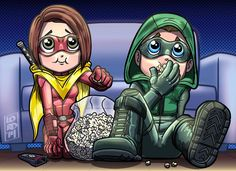 New Artwork by Lord Mesa of Stephen Amell – Waiting for the Arrow Season 4 Trailer to Drop | Amellynation