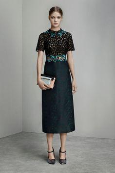 Mary Katrantzou Pre-Fall 2015 Fashion Show