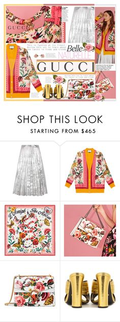 """""""Presenting the Gucci Garden Exclusive Collection: Contest Entry"""" by licethfashion ❤ liked on Polyvore featuring Gucci, 1928, gucci, polyvoreditorial and licethfashion"""