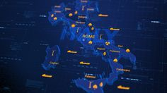 Broadcast Maps Package on Behance
