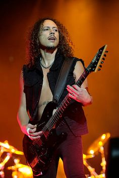 Kirk Hammett* - Metallica 2008