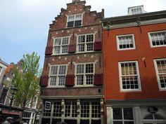Gevel in Delft