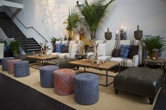 #KehoeDesigns #Lounge #Decor Photo by: Soleil Media