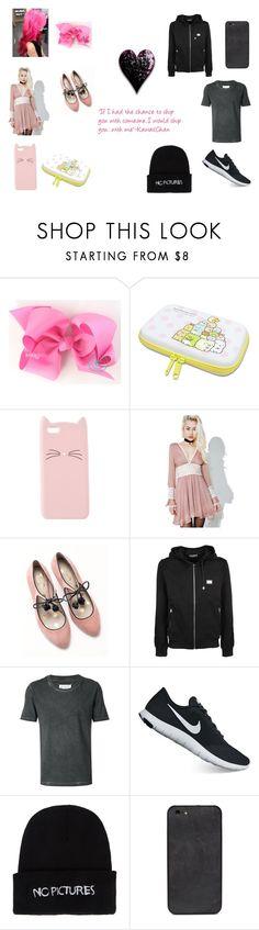 """Zane~Chan/Zana"" by liana-chan ❤ liked on Polyvore featuring Charlotte Russe, Happy Monday, Boden, Dolce&Gabbana, Maison Margiela, NIKE, Nasaseasons and ROXXLYN"