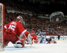 Awesome pic of the puck