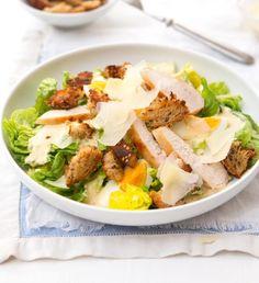 Prosciutto, Cobb Salad, Food, Essen, Meals, Yemek, Eten