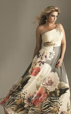 Amazing a line dress