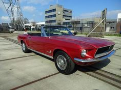 Online veilinghuis Catawiki:  Ford - Mustang Softtop Cabriolet 200CI (3,3L) I6…
