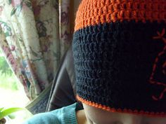 Monster hat ;D - free crochet pattern