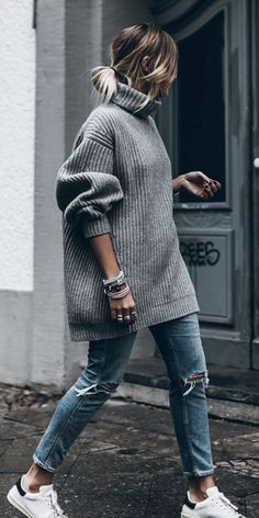 Do you care what anyone thinks when you're decked out in your warmest sweater this winter?