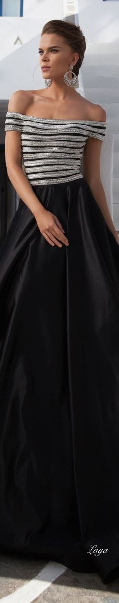 Tanik Ediz ~ Couture Spring Maxi 2015