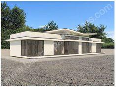 FOR SALE: Three bedroom detached bungalow (New Build) in Starcross, Devon for £279,950.