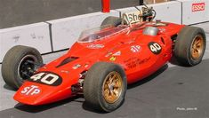 Indy Car Racing, Indy Cars, Parnelli Jones, Indianapolis Motor Speedway, Old Race Cars, Power Cars, Vintage Race Car, Courses, Sport Cars