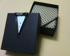 caixa gravata padrinhos - Pesquisa Google