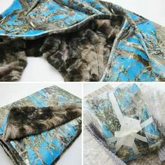 Country Blankets, Camo Blankets, Camo Kids, Real Tree Camouflage, Realtree Camo, Camo Baby Stuff, Bullet Jewelry, Blue Camo, Steampunk Necklace