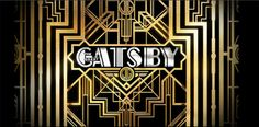 maybe the backdrop-- great gatsby party | Great Gatsby Party! By NorthCrest Foundation