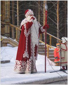 Костюм Деда мороза Устюжский