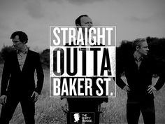 The Empty Hearse on - Straight outta Baker st.