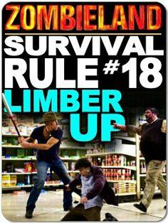 Zombieland rule #18
