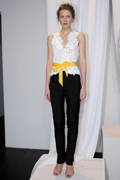 Wes Gordon Spring 2012 Ready-to-Wear Collection Photos - Vogue