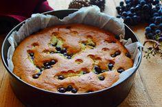#torta #autunno all'#uva nera