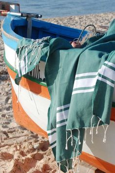 Olive Green Fouta