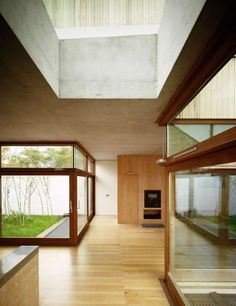 Z Square House | McCullough Mulvin Architects