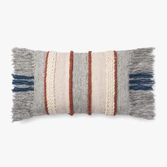 Del Rey Oaks Cotton Blend Pillow Cover