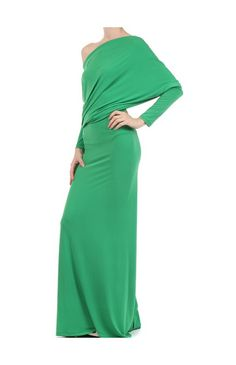 Jade (Green) Essence Maxi Dress, $44.95 by Boutique LeRaven