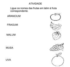 Laetitia Puerorum: Atividade 1 para crianças em processo de alfabetiz...