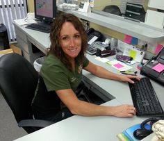 Meet Dedra.  Not only does she answer the phone and makes sure that all the I's are dotted and the T's are crossed as the office's Administrative Assistant , she's there to help in a multitude of procedures as a Certified Dental Assistant. Now that's what I call multitasking.  Debra is another shining example of the amazing staff at Advanced Dental Cosmetic Center that are going to help provide you with the best smile you've ever had.
