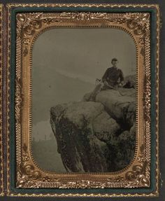 World Of Mysteries: A Revealing Collection of Original Civil War Pictures (60 pics)