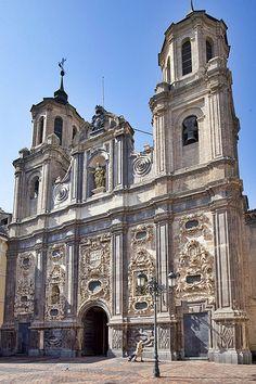 Iglesia de Santa Isabel (San Cayetano) Fachada